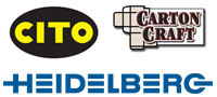 United by expertise: CITO, Heidelberg USA and Carton Craft