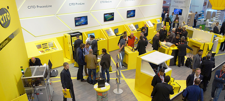 drupa 2016 – Gleanings from the CITO stand