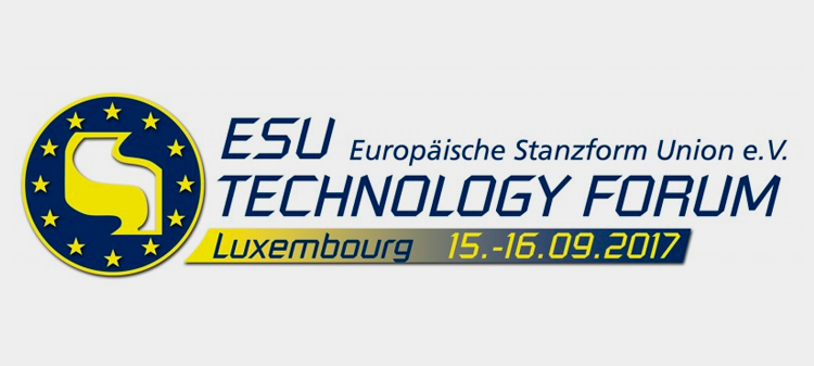 Venite a trovarci all'ESU TECHNOLOGY FORUM!