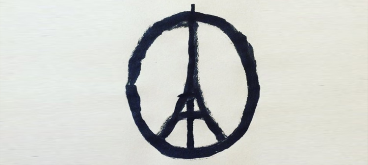 Message of deepest sympathy and solidarity for our French colleagues, customers and their families