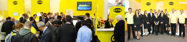 drupa 2012 Review – Success for CITO all along the line