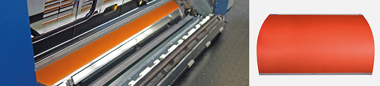 Antimarking solutions for plate and blanket cylinders