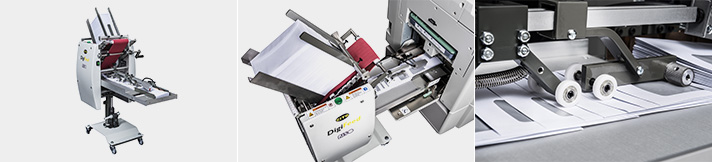 Envelope feeder for digital printing