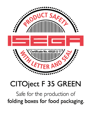 CITOject F GREEN