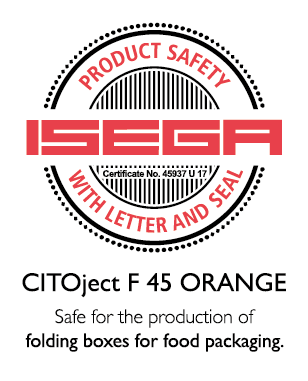 CITOject F ORANGE