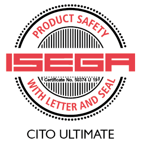 CITO ULTIMATE certified for food packaging