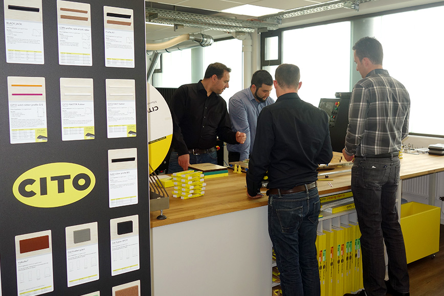 FachPack 2016: Open House im CITO DFG CENTER