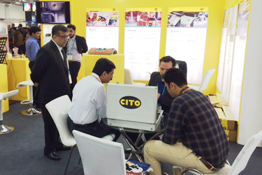 Impressions from PRINTPACK INDIA 2017 | CITO
