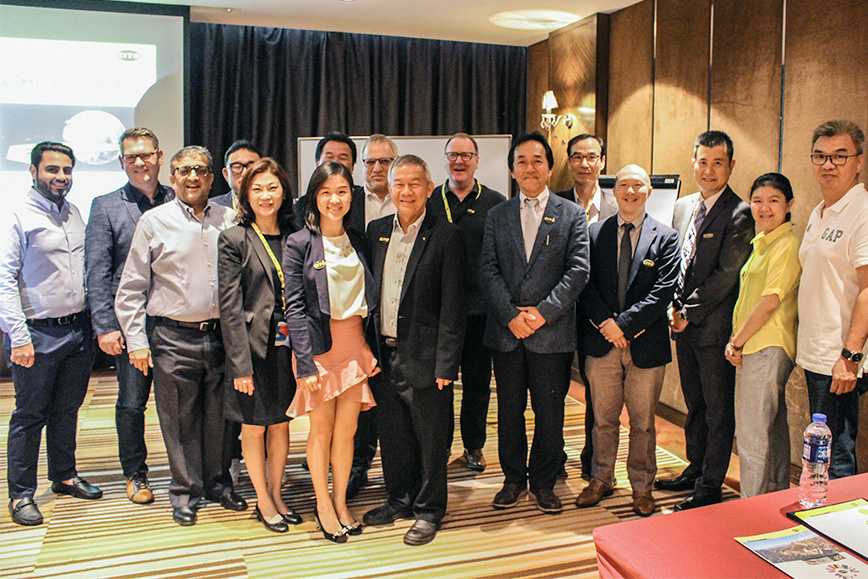 CITO ASIA MEETING 2017