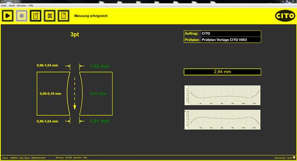 CITO LaserInspektor Windows