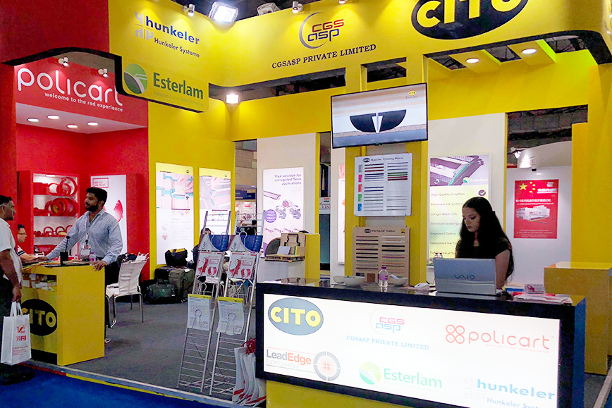 CGSASP Private Limited at IndiaCorr Expo