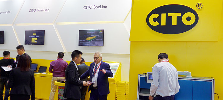 CITO – successful trade fair presence in Shanghai