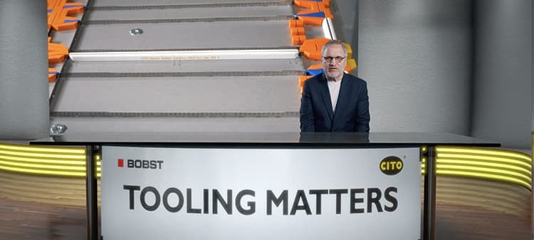 New CITO INSIGHT video: TOOLING MATTERS