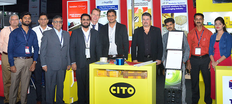 CITO presented at IndiaCorr Expo, New Delhi