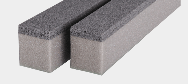 Dual Stripping Foam