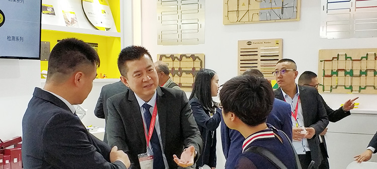 Impressionen von der All in Print 2018, Shanghai, China