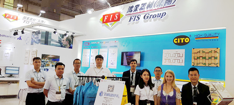 Impressions from SINO FOLDING CARTON in Guangdong